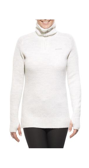 Bergans Ulriken - Sudadera con capucha Mujer - blanco